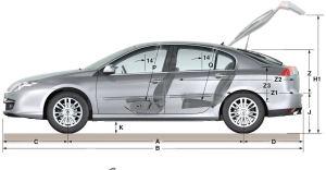 Dessins - Page 1 - Renault Laguna 3 (2009) - http://new.renault ...