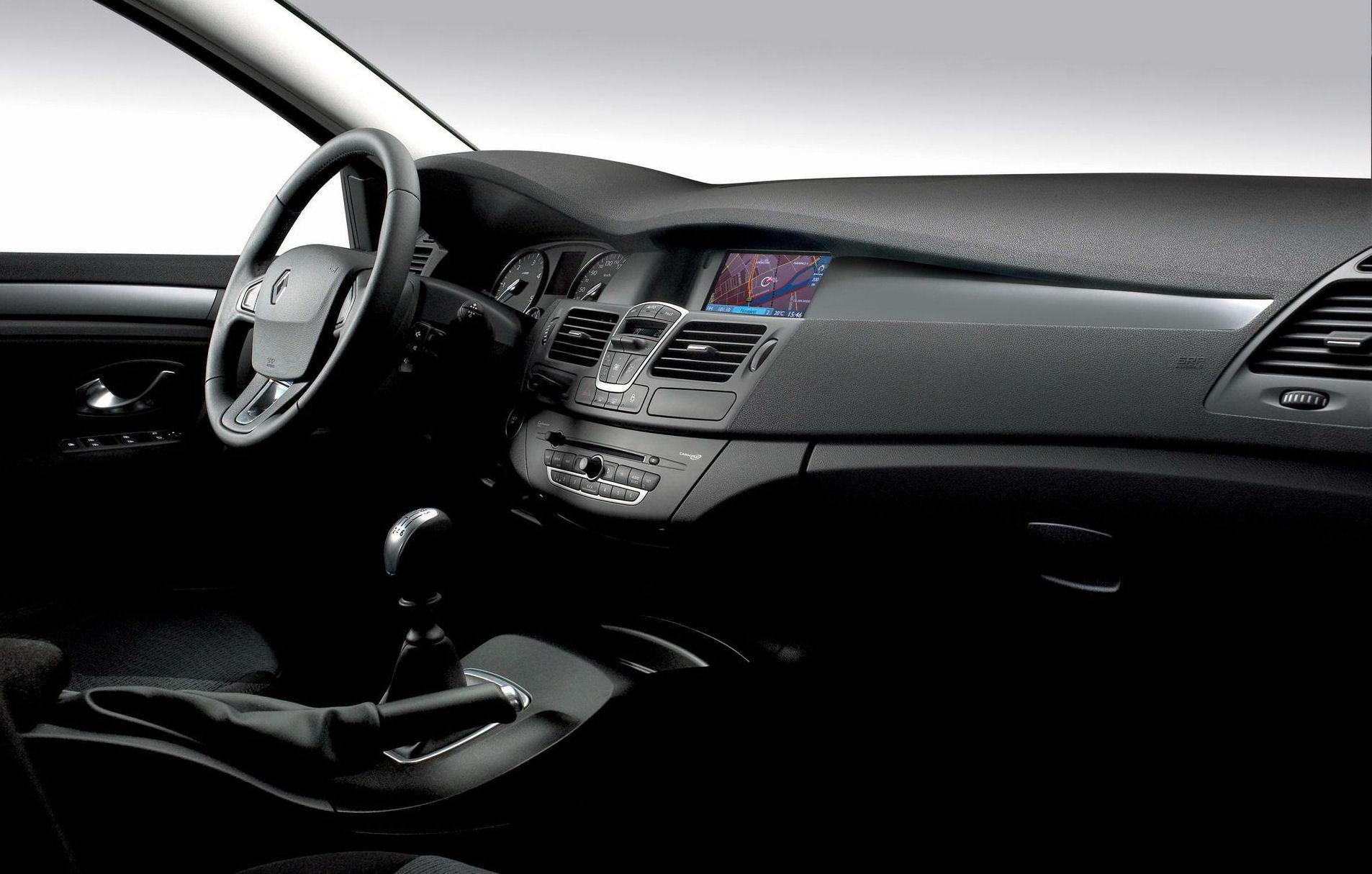 Intérieur - 1/1 - Renault Laguna 3 Black Edition (2009) - http://new ...
