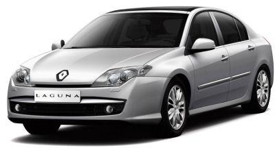 La Renault Laguna 3 est le lancement d'un véhicule le plus important pour Renault depuis la Megane 2 en 2002. Dans une catégorie rongée par les monospaces compacts et les SUV, la nouvelle routière de Renault a pour objectif de rassurer les clients: qualité en hausse (enfin!) et design plus conventionnel, quoiqu'il resterait des choses à dire sur les feux arrière haut perché. L'intérieur de cette berline est très soigné, alors que sa face avant se pare d'une banalité affligeante. Les optiques avant travaillées ne compensent pas la calandre ordinaire.